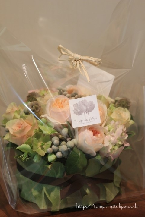 Tempting Tulips Covered Bowl with Keira Rose 150,000 won . http://temptingtulips.co.kr