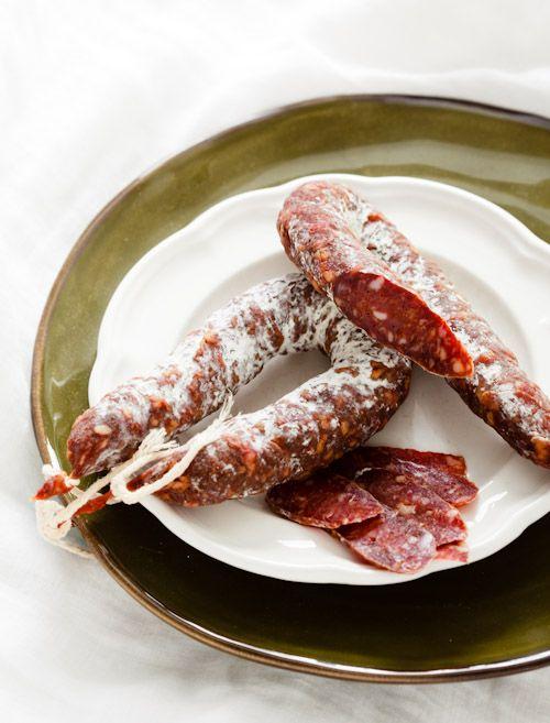 dry cured Spanish Chorizo recipe | Wrightfood