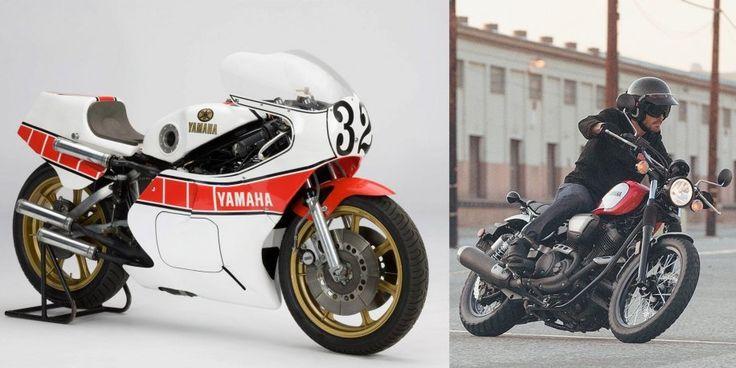 Moto Légende : les Yamaha TZ750 et SCR950 en vedettes !