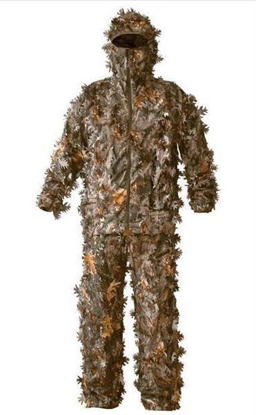 Маскировочный охотничий костюм 3d
