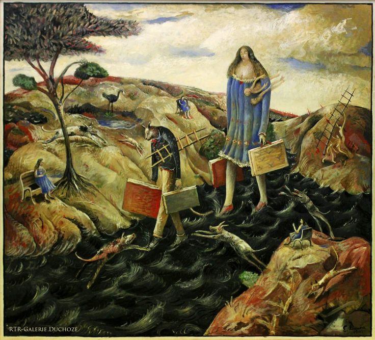 Zamora Eduardo Fr | GALERIE DUCHOZE
