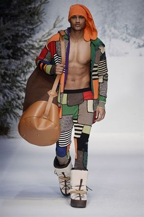 London Collections Moschino