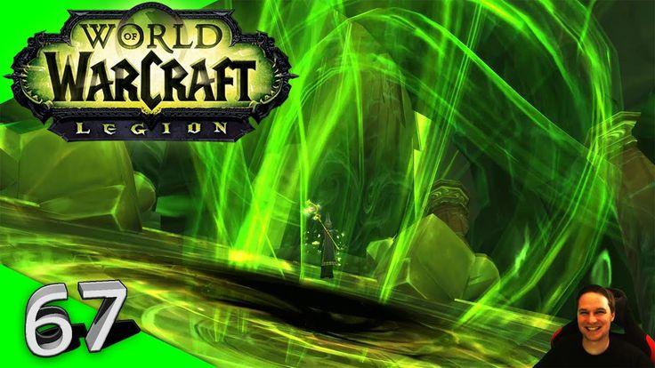World of Warcraft Legion - #67 - Die Kammer des Avatars [Let's Play][Gameplay][German][MMO] by VoodooDE