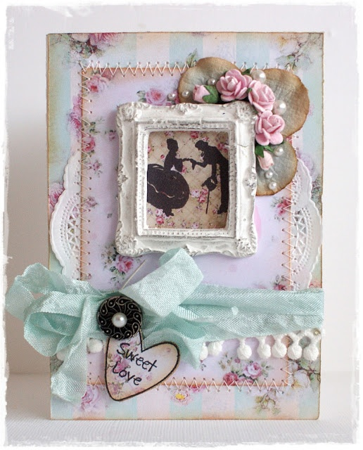 To scrap or not to scrap, that's the question.: Sweet Love