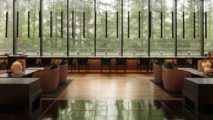 The PuLi Hotel and Spa,  Shanghai, ChinaLong Bar, Puli Shanghai, S'Mores Bar, Interiors Design, Spas, Spa Design, Hotels Spa, China, Puli Hotels