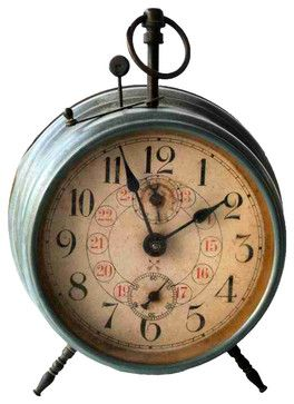 Alarm Clock - mediterranean - Alarm Clocks - New York - Second Shout Out