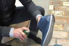 8 formas de limpiar zapatos de gamuza  #moda #belleza