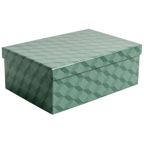 Box ILLUSION grön
