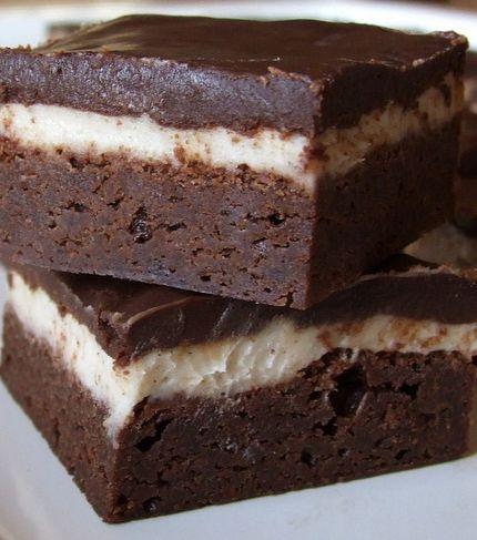 Cappuccino Brownies Recipe | Recipe Girl