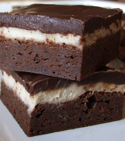 Cappuccino Brownies Recipe   Recipe Girl