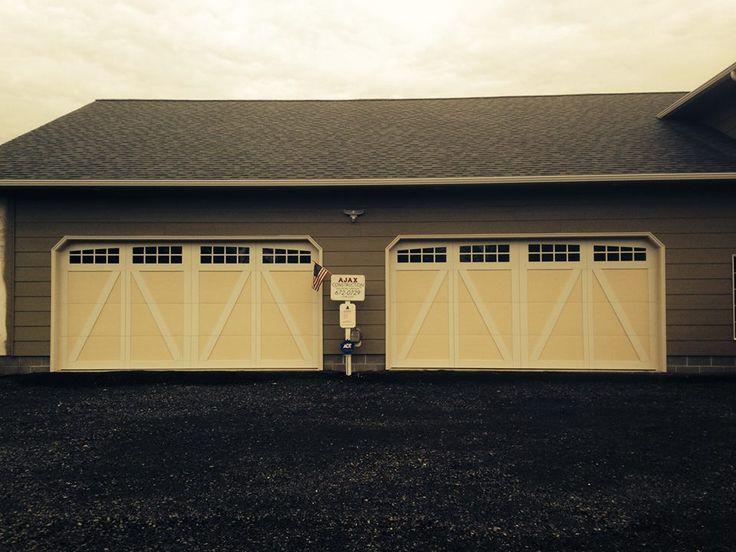 41 Best Carriage House Steel Garage Doors Images On