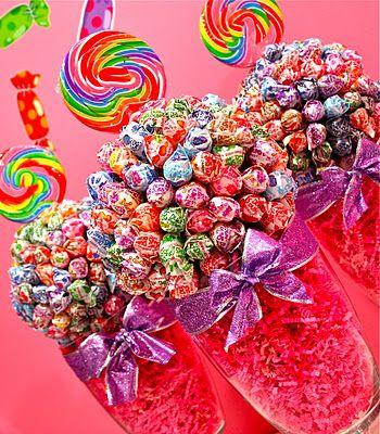 Candy Bouquet!!
