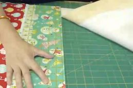 How to Quilt as You Go by Jenny of Missouri Star Quilt Company on Quilting Tutorials at http://quiltingtutorials.com/all/quilt/