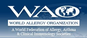 World Allergy Organization - Pollen Sites on the Internet   The list of links to online pollen count data and other pollen information resources around the world is an ongoing project of the World Allergy Organization (WAO).