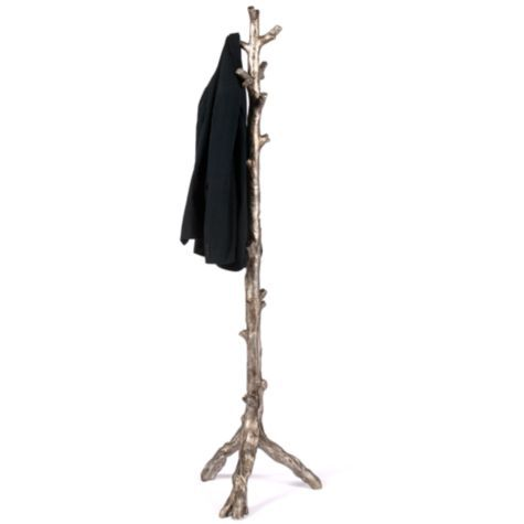 Twig Coat Rack - Antique Silver | Decorative Accessories | Accessories | Z Gallerie