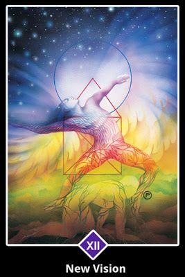 Cartas do Destino: Osho Zen Tarot - 12. Arcano Maior ― Nova Visão