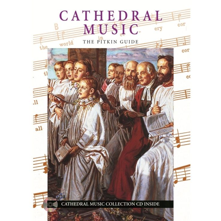 Cathedral Book and CD