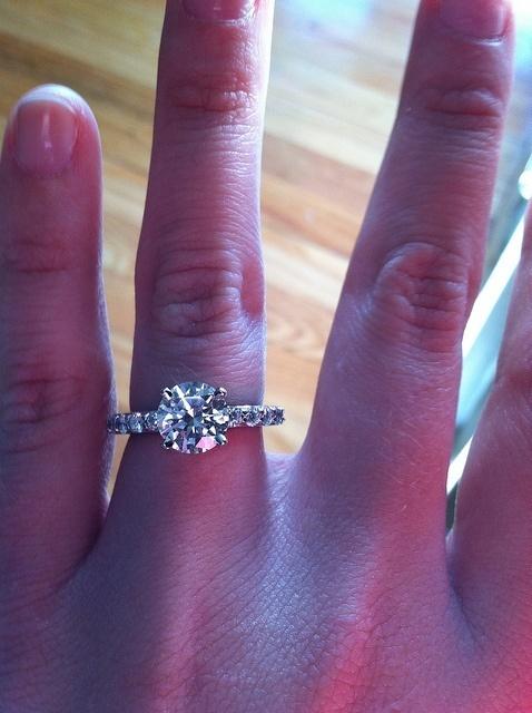 One of my favorite rings I've seen so far