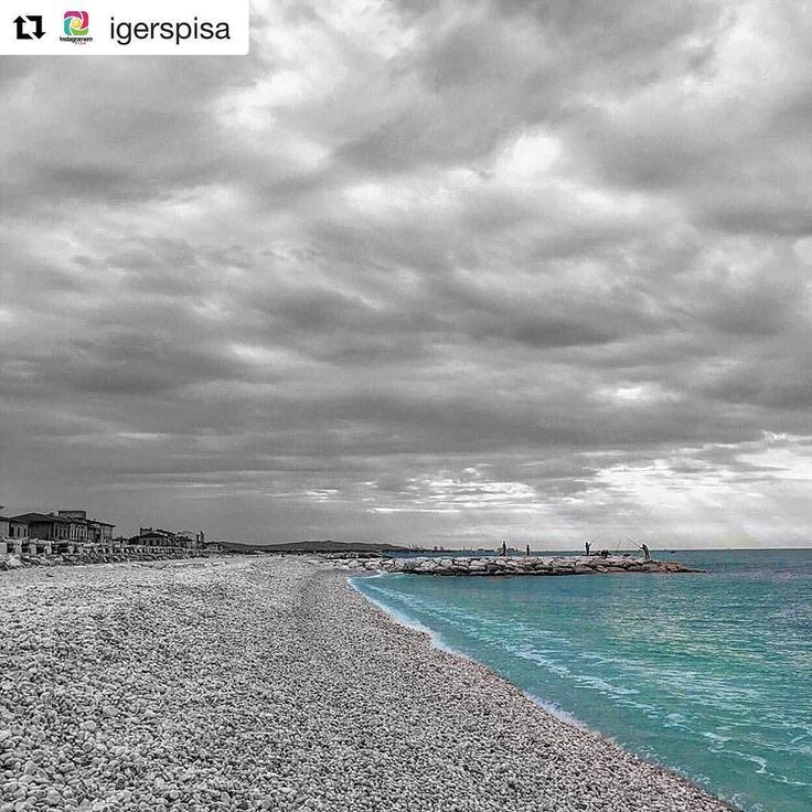 Grazie a @igerspisa per aver scelto questo mio scatto per il Best of the day! Sempre un grande piacere! Visitate la splendida galleria di @igerspisa e taggate i vostri scatti #pisani con #igerspisa  . #Repost @igerspisa  Bella la mi' estate! Ecco la spiaggia di Marina di Pisa un po' prima che arrivasse la pioggia. Bravo @riccardo__bianchi che con questa foto ti sei aggiudicato il BEST OF THE DAY OF #igerspisa!  Complimenti Riccardo condividi su Facebook e Instagram il tuo scatto vincente…