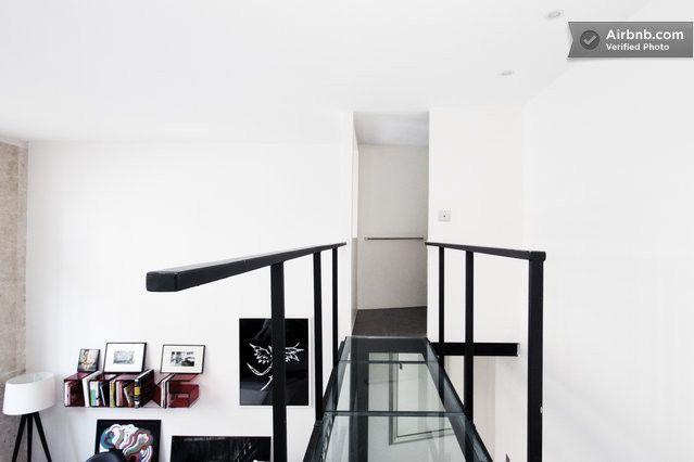 Loft Duplex design à Montmartre à Paris