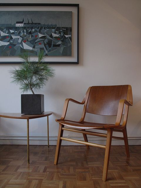 Peter Hvidt Ax Chair by mcminteriors, via Flickr