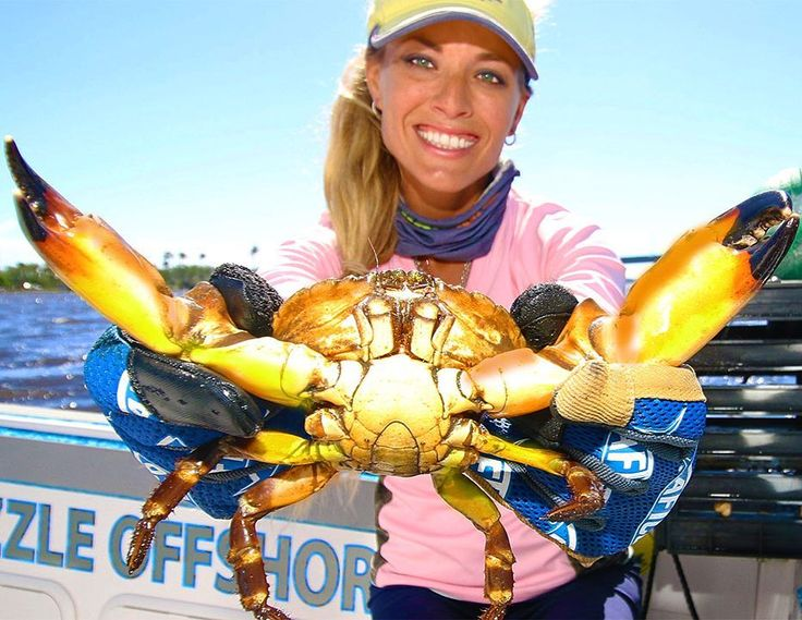NEW VIDEO-Link in Bio! I caught CRABS! Built my first recreational stone crab traps at home and pulling the traps for the first time was a success! We got our target species & some keeper claws! Check out the video & SUBSCRIBE! #darcizzle #stonecrabs #darcizzleoffshore #claws #crabclaws #flogrown #inshore #inshorefishing #fishin #fishingislife #crabbing #aftco #fishporn #girlswhofish #angler #seadek #saltwater