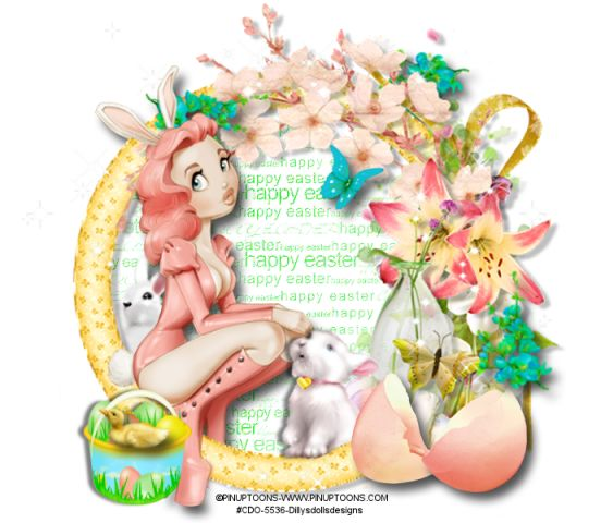 Happy Easter Pinterest!