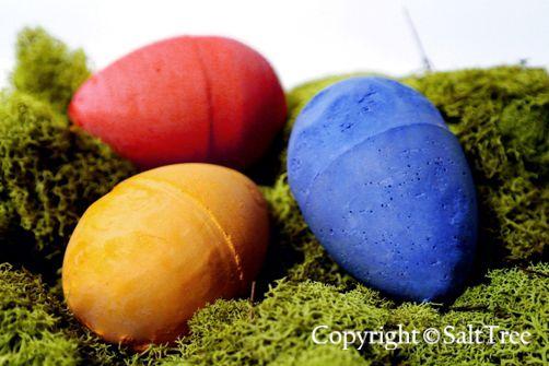Easter Egg Sidewalk Chalk!