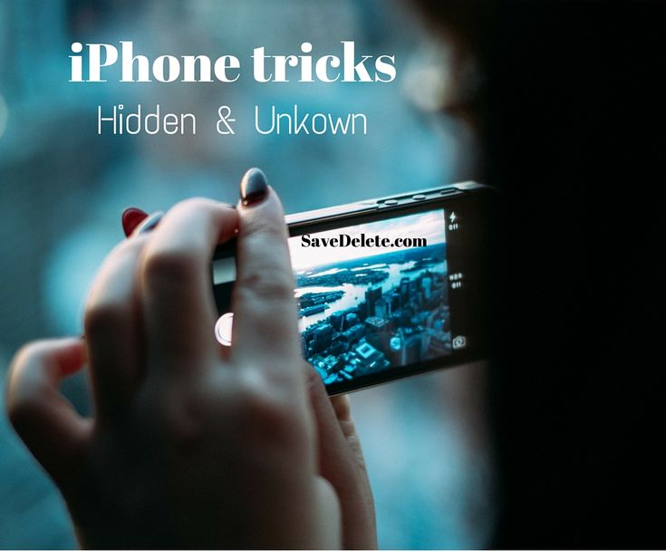 10 iPhone Tricks that you didn't know yet