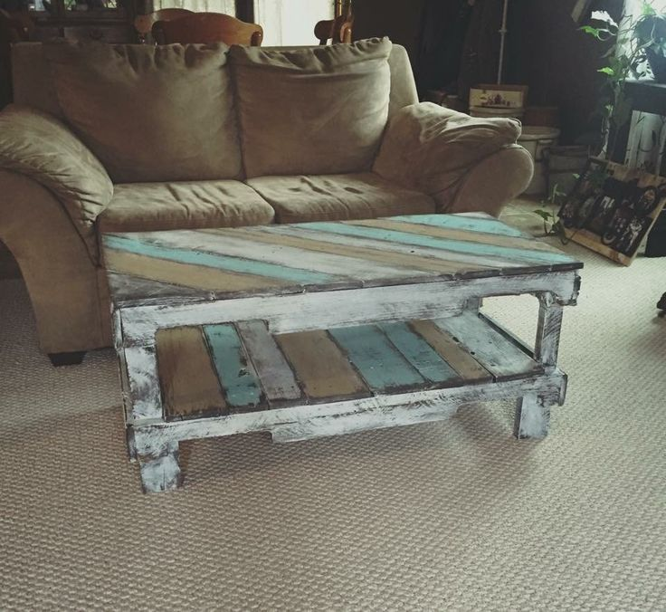 This coffee table had a great design and the color turned out great. This table can be customized to fit your wants or needs. *For a shipping quote contact us. **All items are one of a kind creations