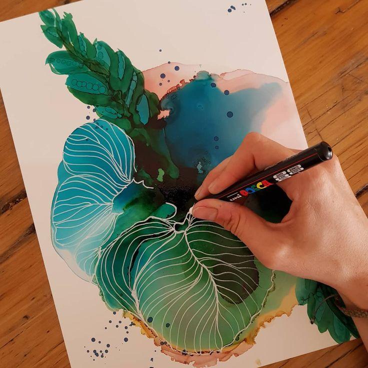 Ich bin letzte Nacht viel zu spät aufgestanden, um meine Website zu überarbeiten, also wird es gelesen …   – Malen und zeichnen