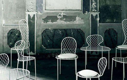 Optical Effect Seating : junya ishigami family chairs