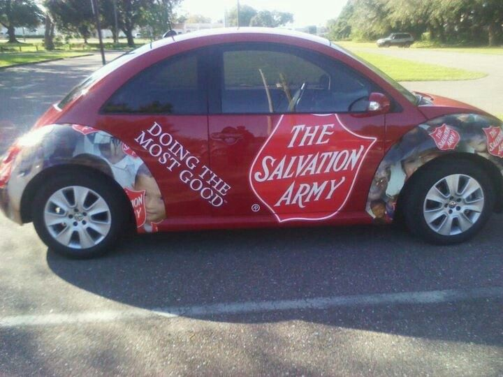 Orlando, FL The Salvation Army | OBJECTS - VW 1 | Pinterest | Cars, The o'jays and The salvation ...