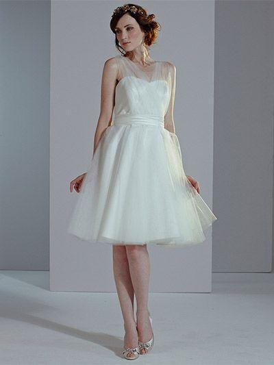 7 best Short dress images on Pinterest   Wedding frocks, Homecoming ...
