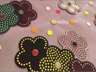 Fashion Flowers | Details 2017 | Studded flowes | Cim Italy