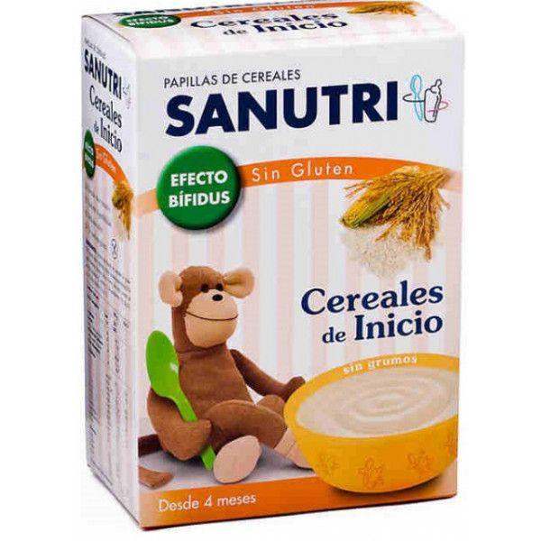 papilla de cereales a los 4 meses