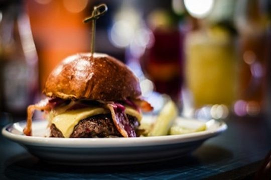 5 Hottest New Burgers in London