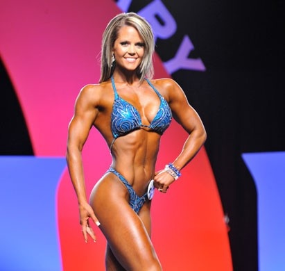 Nicole Wilkins! One of my true fitness and health inspirations. Love her. She is ALL about personal success, determination, motivation, BEAUTY, HEALTH and helping others. AWESOME. Where could we go have lunch?