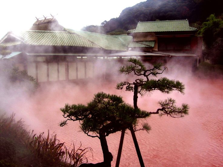 The Bepu Bloody Hot Springs Of Japan | 20 Amazing Photos You Don't Want To Miss