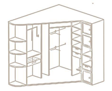 Жалко что такие варианты не вполне получатся, учитывая размеры комнаты.