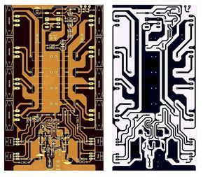PCB High Power Amplifier #poweramplifier #PCBLayout #PrintedCircuitBoard