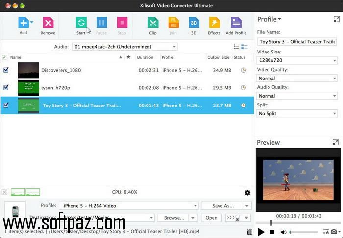 Hi fellow windows user! You can download Xilisoft Video Converter Platinum for Mac for free from Softpaz - https://www.softpaz.com/software/download-xilisoft-video-converter-platinum-for-mac-windows-184169.htm which has links for resume support so you can download on slow internet like me