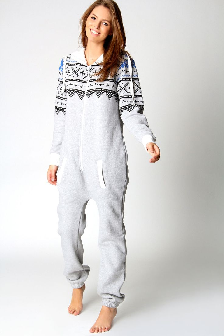 Diana Aztec Printed Onesie | I must have this