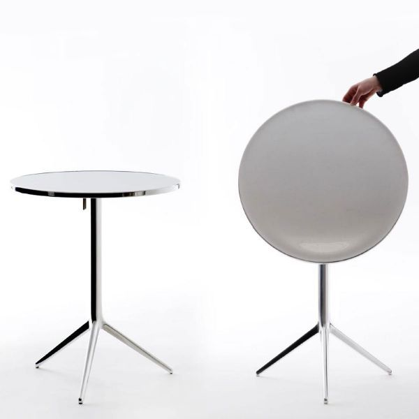 Table jardin pliante MAGIS Central | MAGIS | Mobilier Design ...