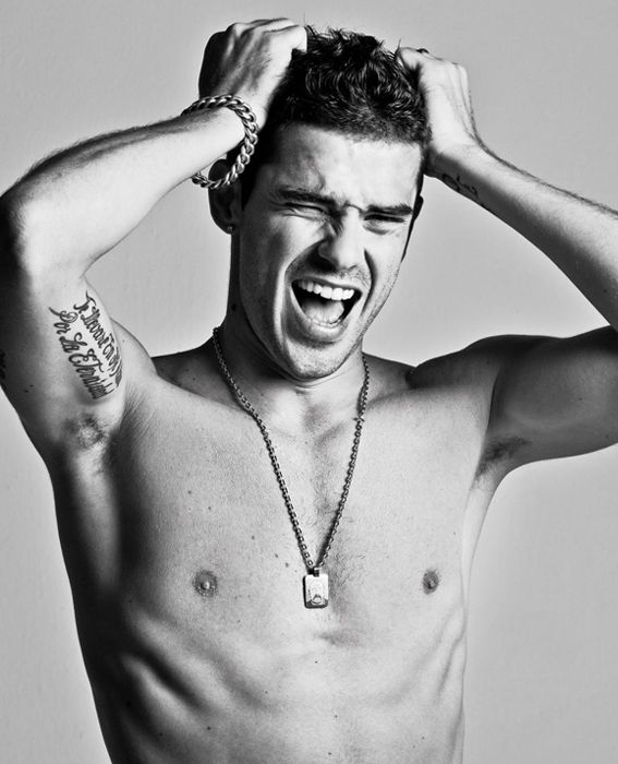 The Hottest 2014 World Cup Soccer Players—Out of Their Uniforms! - Fernando Gago from #InStyle