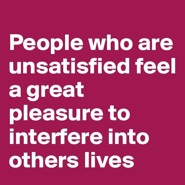 Bildresultat för people who interfere in others love life