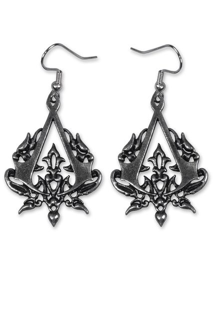 Earrings design inspired by the ottoman empire art style assassin obsession pinterest art - Ottoman empire assassins creed ...
