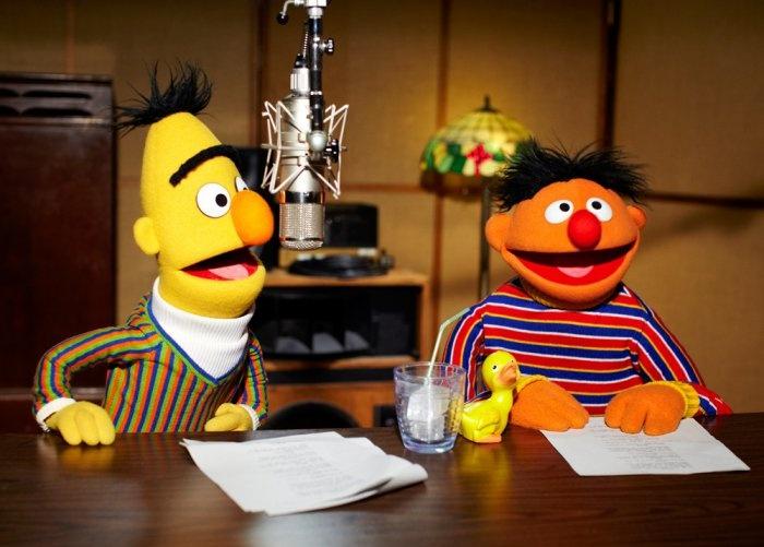 Navigate To Sesame Street With Bert & Ernie
