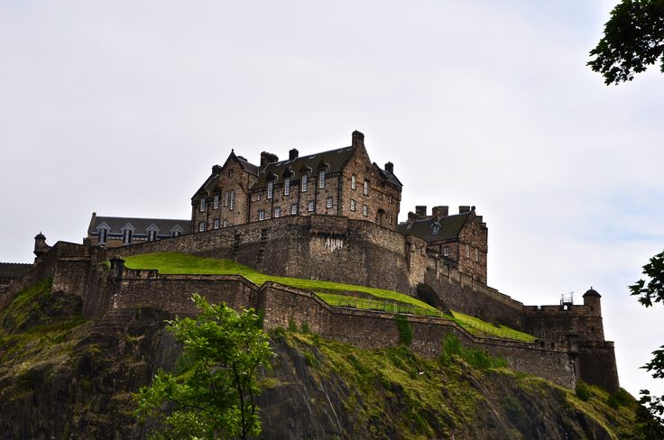 Castello di Edimburgo #Edimburgo #viaggi #journey / seguici su www.cocoontravel.uk