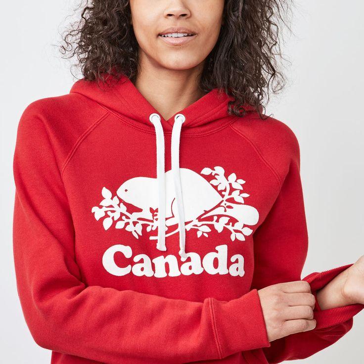 Womens Cooper Canada Kanga Hoody